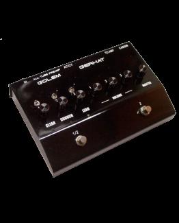 Celoelektrónkové predzosilovače - preampy