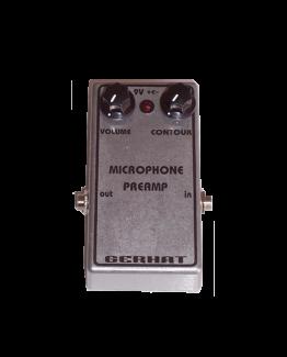 Microphone pramp_T