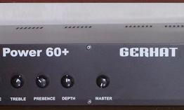 Tube amp 60 (+)
