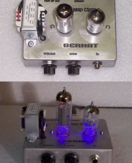 Tube amp mini