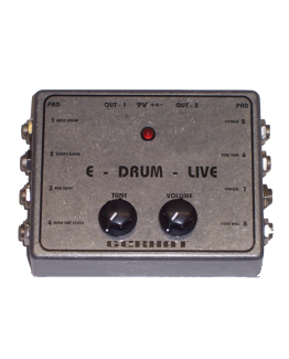 e drum live_T